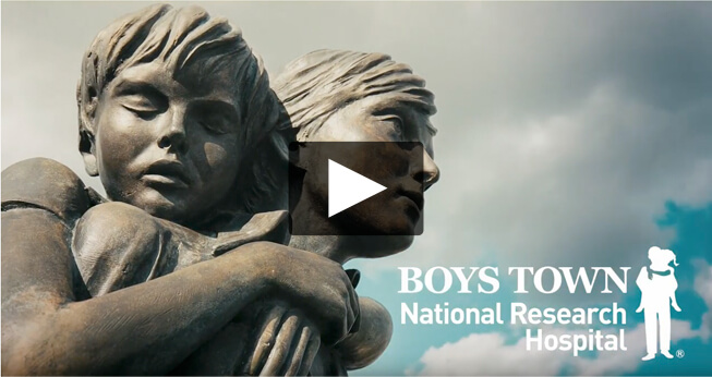 Life-Changing Care, Research and Education - Boys Town National Research Hospital (Video)