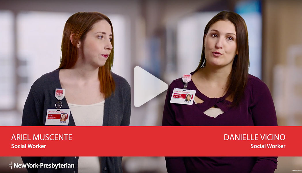 Meet Ariel & Danielle – Social Work (Video)