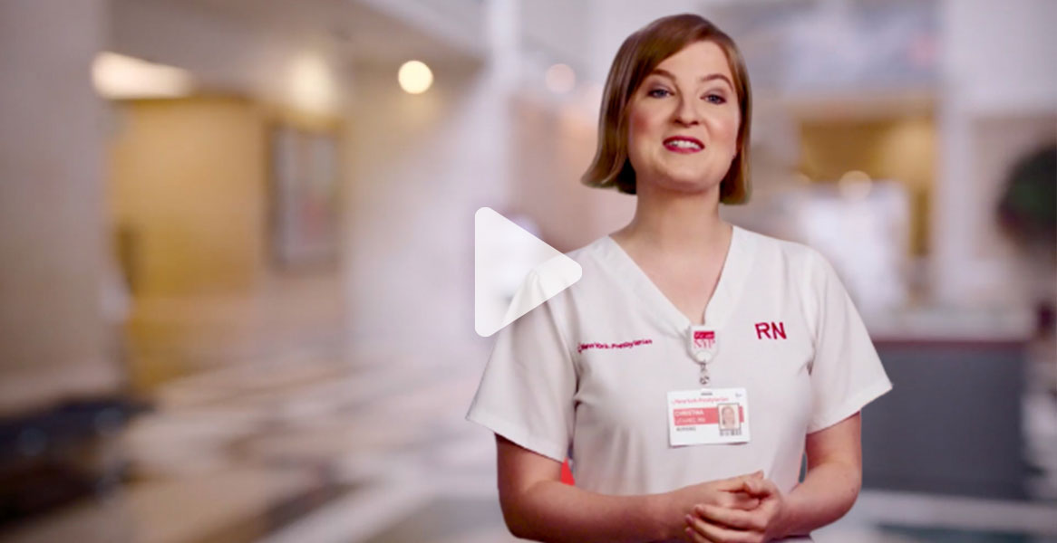 Christina Litavec, BS, RN, CCRN (Video)