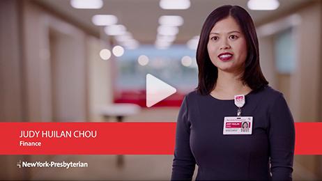 Meet Judy – Finance (Video)