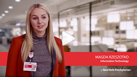 Meet Magda – Information Technology (Video)