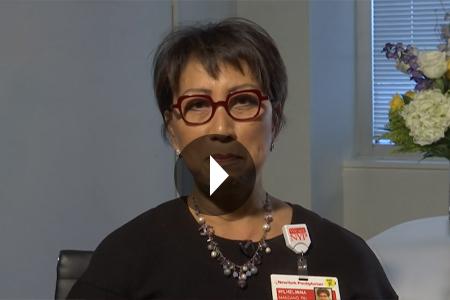Wilhelmina Manzano, MA, RN, NEA-BC, FAAN