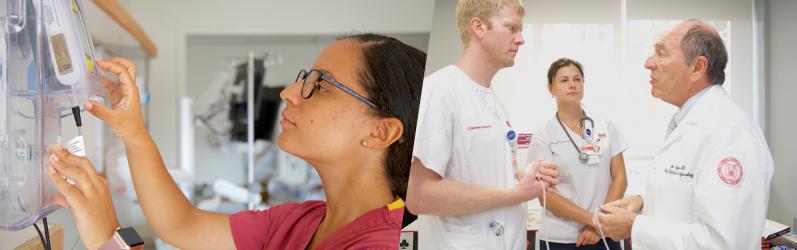 Nursing Practice and Patient Education Image