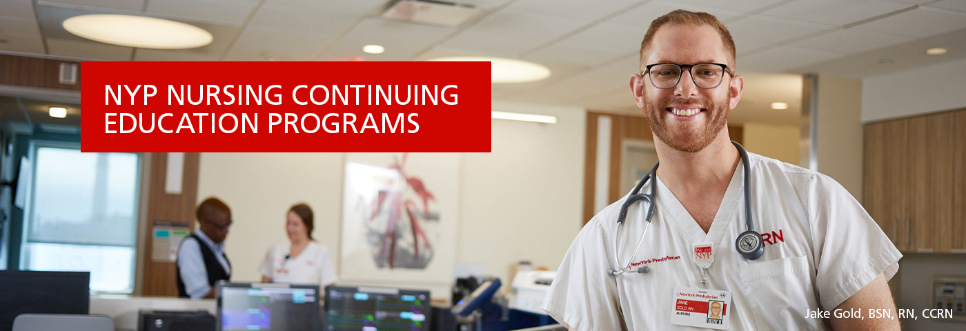 NYP Nursing Programs