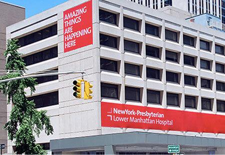 NewYork-Presbyterian Lower Manhattan Hospital