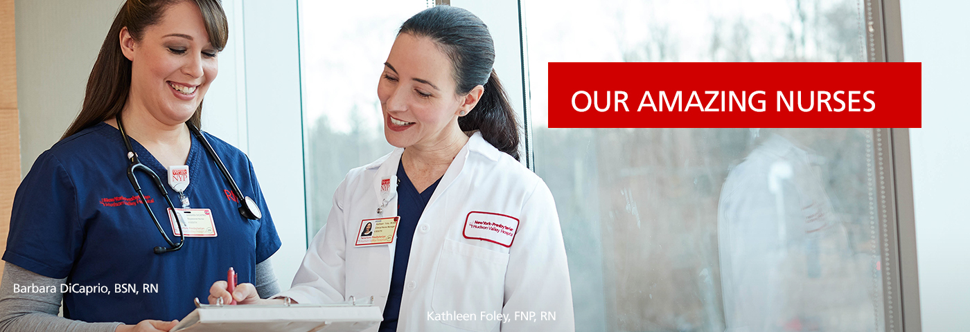 Our Amazing Nurses