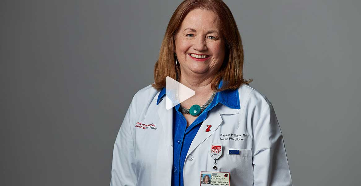 Patricia Phillips, MSN, RN, FNP-BC (Video)