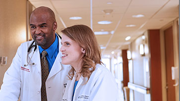 Daryle Blackstock, Physician Assistant and Nancy Kelley, Physician Assistant