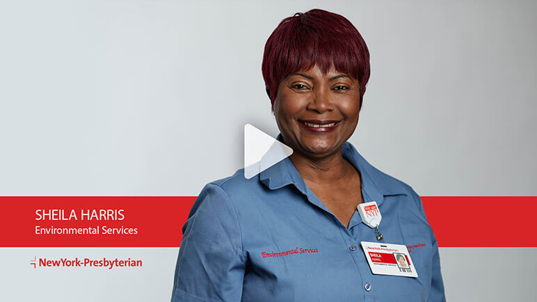 Shelia Harris, Environmental Services (Video)