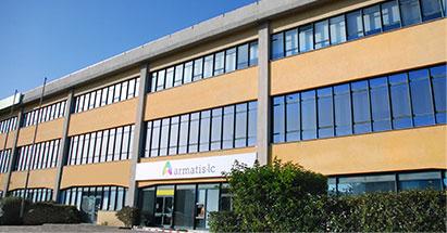 Extérieur du bureau de Lisbonne