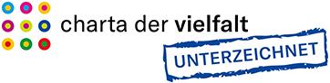Charta del vielfalt unterzeichnet logo