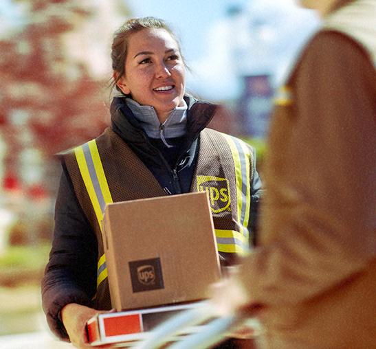 ScottAreman UPS Driver Helper Utah