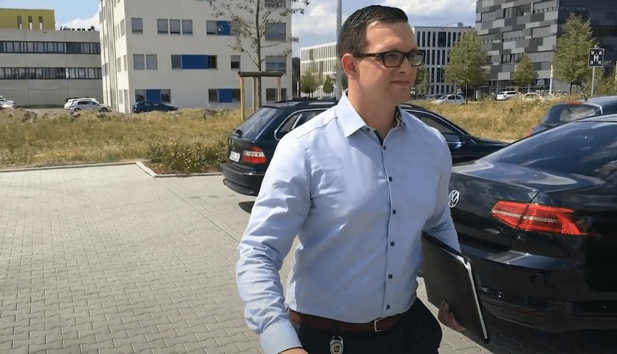 Play Video: UPS Sales in Deutschland