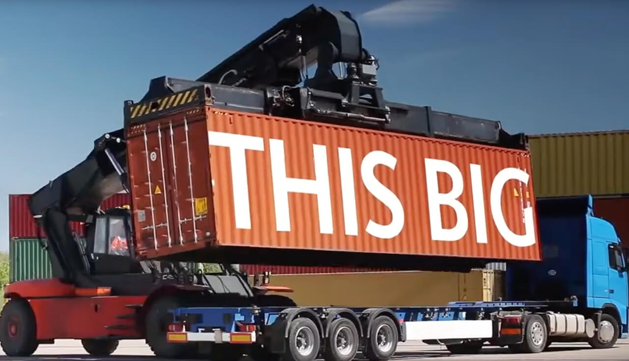 Play Video: Global freight forwarding