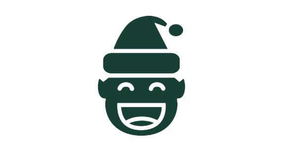 Transparent ELF Icon