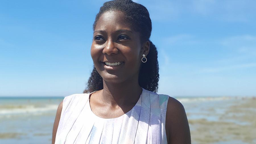 Sandra Yeboah - iMover USA 2018