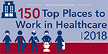 Becker's Hospital Review - 150 Great Places to Work 2017