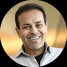 CEO Sanjay Mirchandani