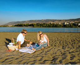 Thompson Cariboo Shuswap Beach Picnics