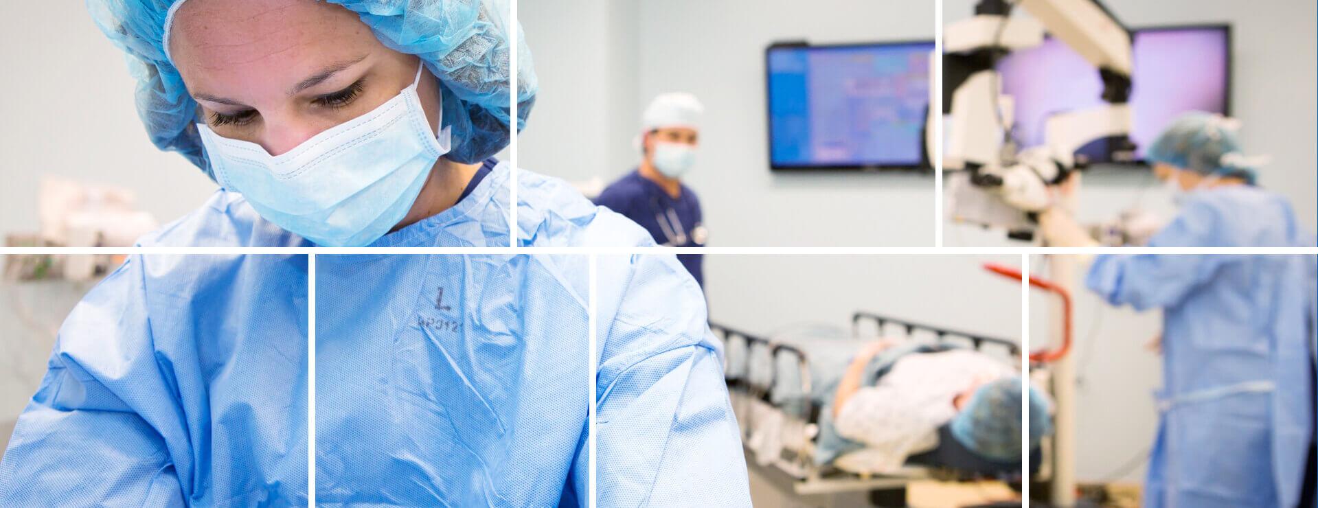 Anesthesia header