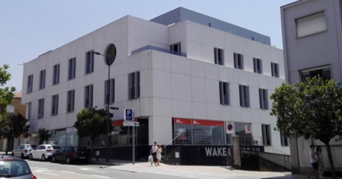 Guimaraes office exterior