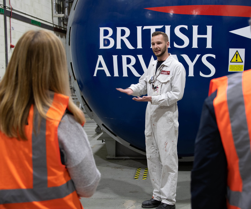British Airways Emerging Talent Engineering