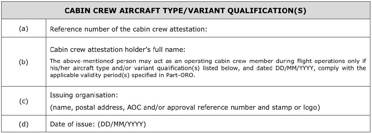 British Airways - Cabin Crew FAQs