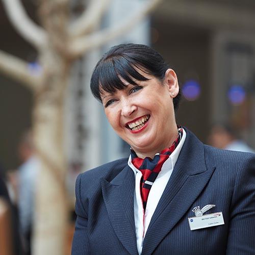British Airways - Cabin Crew