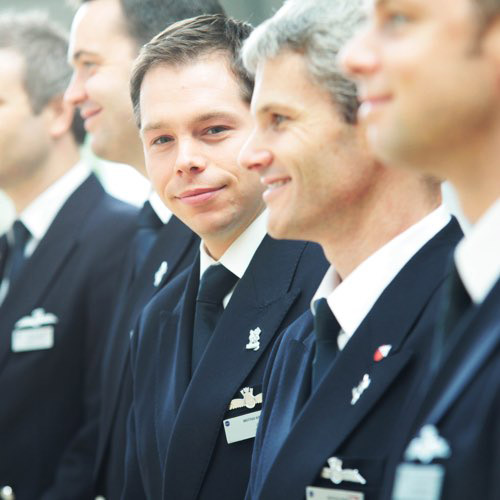British Airways - Pilots