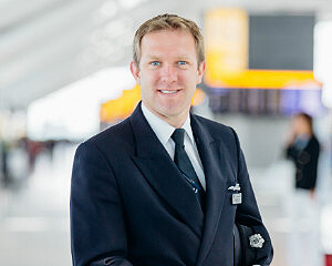 image for British Airways - Meet Andrew