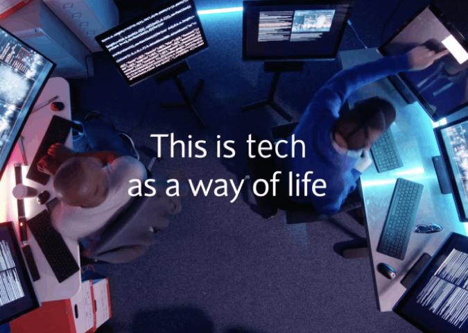 Play the tech video