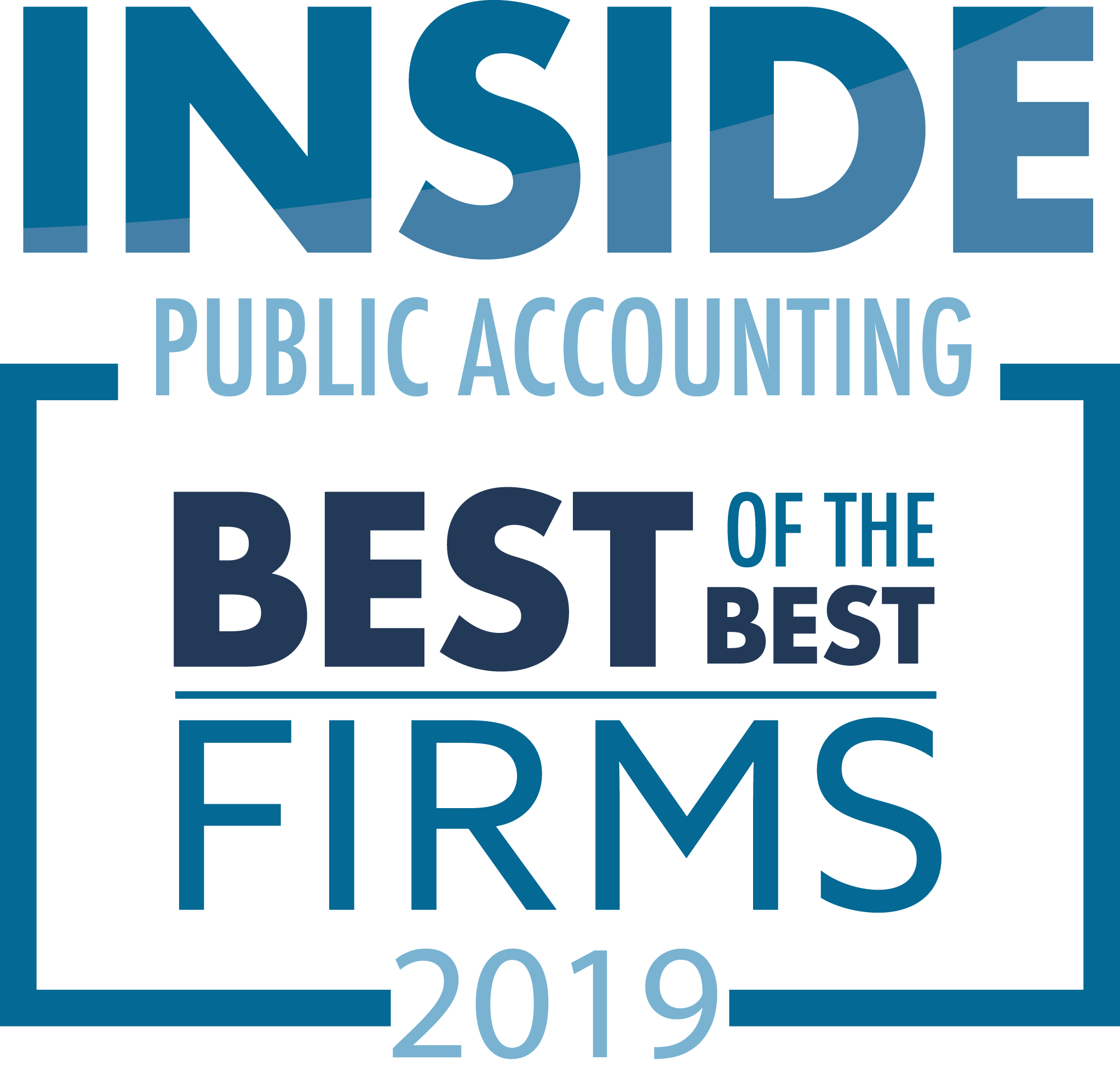 Inside Public Accounting Best of the Best Firms 2018