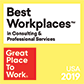 Best Workplaces in Consulting & Professional Services
