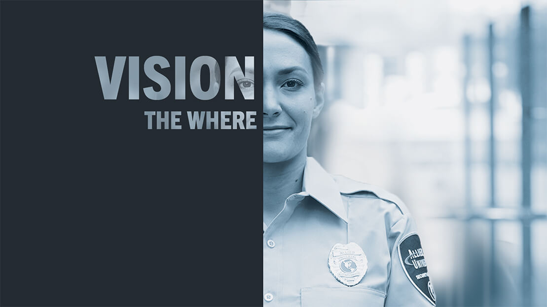 Vision The Where