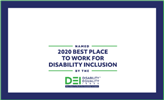 DEI Disability Equality Index - Best places to work for disability inclusion