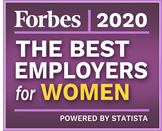 2020 Best Employer for Women