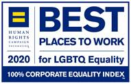 2020 Best Places to Work for LGBTQ Equality