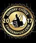 2017 Cruise Report Editors' Choice Award logo
