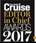 2017 Porthole Cruise Magazine Editor in Chief Awards Logo