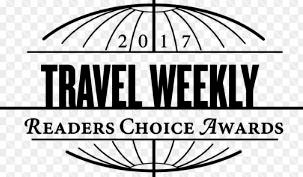 2017 Travel Weekly Readers Choice Awards Logo