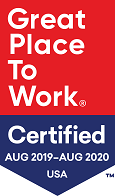 2019 Great Place to Work Certification