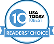 USA Today - Reader's Choice - 10 Best Jobs