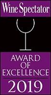 2019 Wine Spectator Restaurant Award
