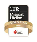 2018 Mission: Lifeline Gold Plus EMS - American Heart Association