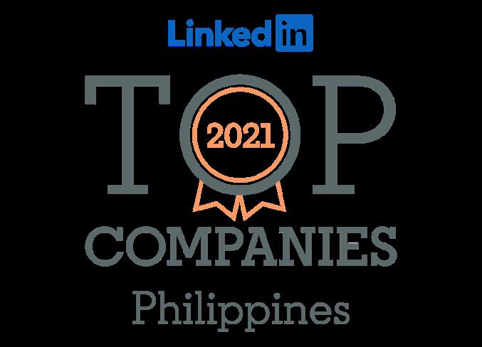 LinkedIn Top Companies Phillippines
