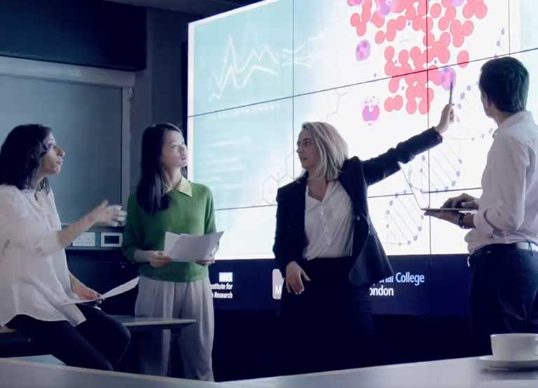 Discover a Career With Greater Purpose at IQVIA (Video)
