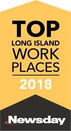 Long Island Work Places 2018