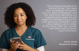 Watch our hospital staff read social comments from real patients. Dedicate yourself to work that truly matters.