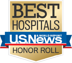 Best Hospitals U.S. nrews & World Report Honor Roll
