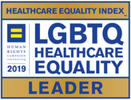 Healthcare Equality Index Human Rights Campaign 2019 LGBTQ Healthcare Equality Leader